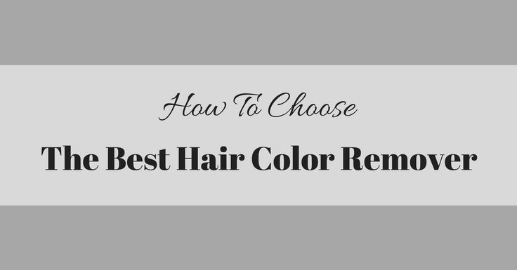 Do you want to get the best hair color remover? Read this review and know our top three color corrector products that you must try.