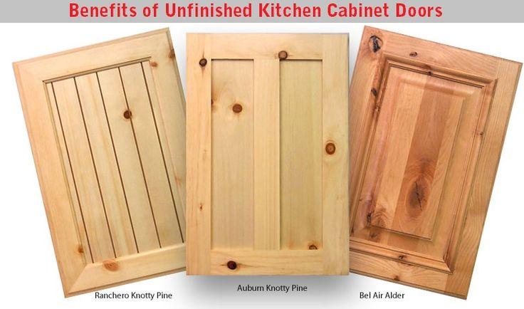 Unfinished Kitchen Cabinet Doors -    wwwbasepaircomm