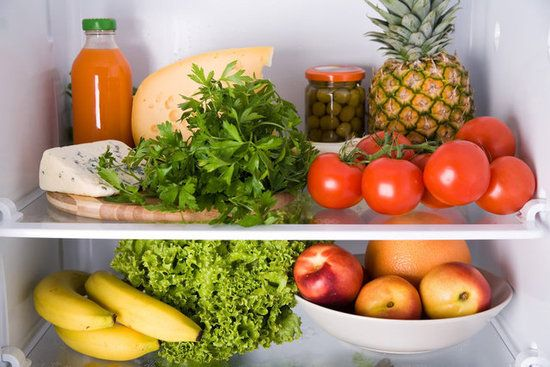 How to Keep Fruits and Vegetables FreshVegetables Fresh, Produce Fresh, Fresh Longer, Food Storage, Bestdiet Loseweight, How To, Healthy Food, 13 Tricks, Fruit And Vegetables
