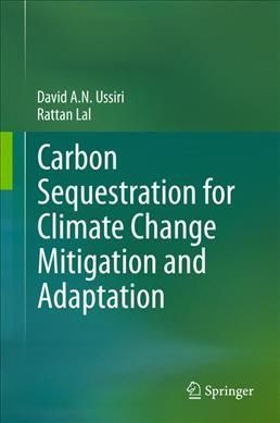 (Black) Sequestration for Climate Change Mitigation and Adaptation (Hardcover)