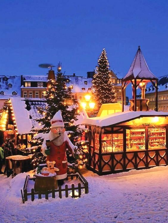 Christmas Markets in Tromsø, Norway