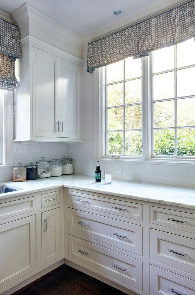 Kitchen Window Treatment Ideas Advanced Renovations, Inc.
