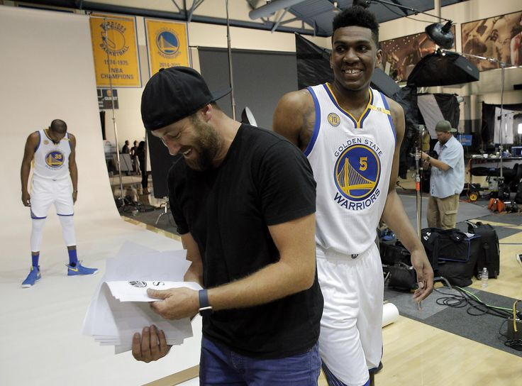 Kevon Looney eager to get back on court with Warriors
