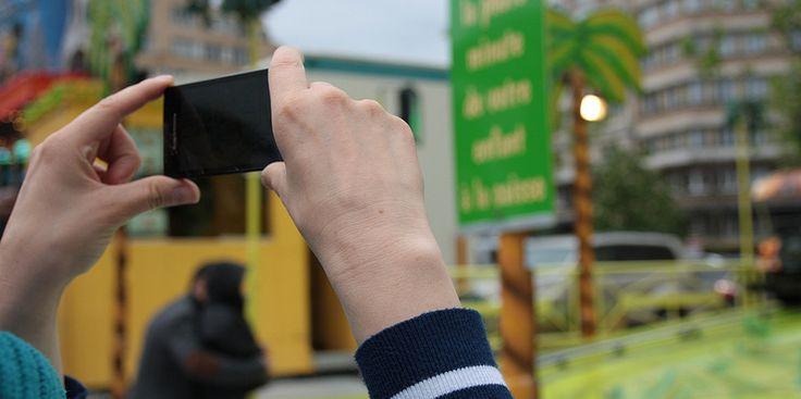 Las 10 mejores cámaras en smartphones en 2013