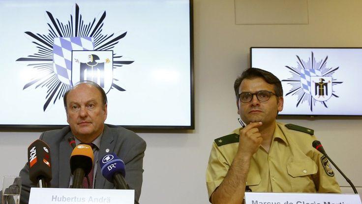 Policejní mluvčí Marcus da Gloria Martins