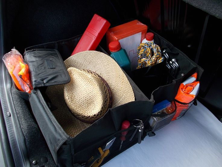 Multipurpose organizer for storage all items you carry in your car.