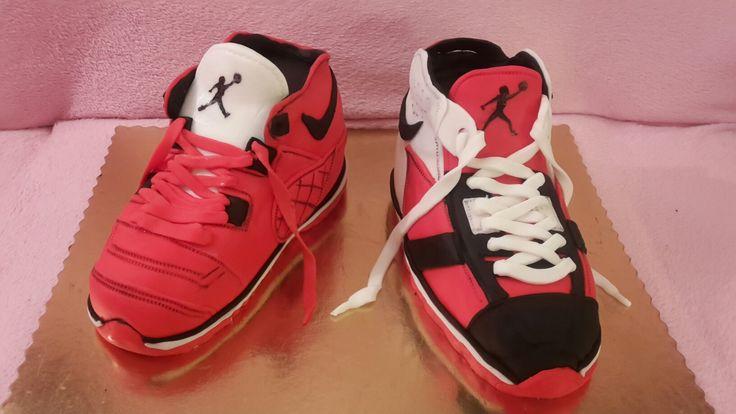 Cake Air Jordan