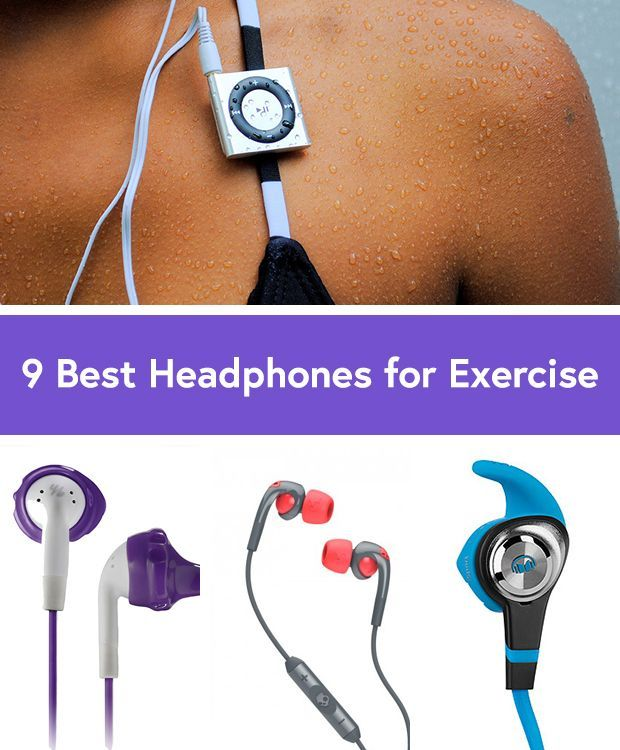 The 9 Best Headphones for Fitness Buffs (swimming, cycling and running included!)