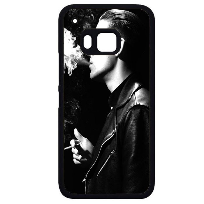 G-Eazy Smooking HTC Phonecase For HTC One M7 HTC One M8 HTC One M9 HTC One X