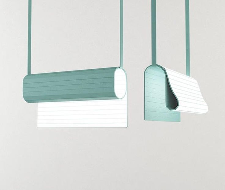 These Lamps Roll Up to Adjust the Light — Design News