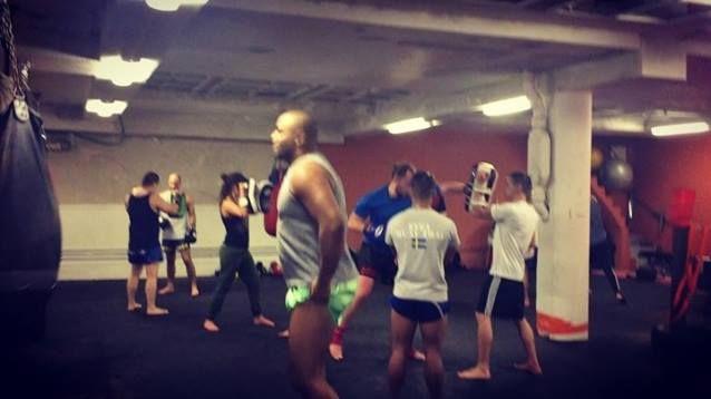 Svea Muay Thai | Thaiboxning och kickboxning  Stockholm