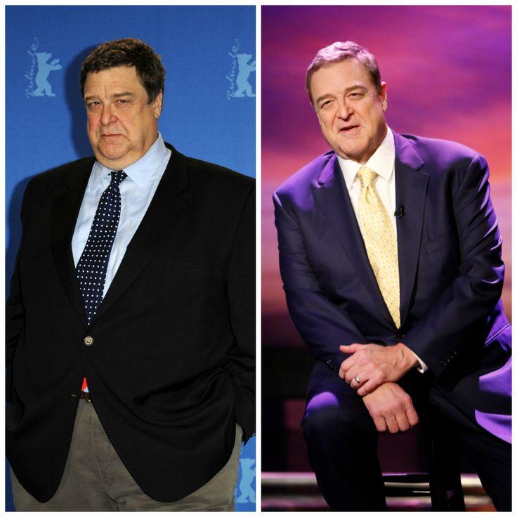 John Goodman's Weight Loss Secrets--Revealed!