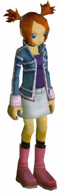Rui from Pokemon Colosseum