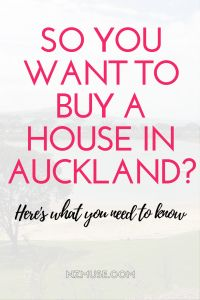 So you want to buy a house in Auckland. Here's everything you need to know about house hunting in this crazy real estate market!