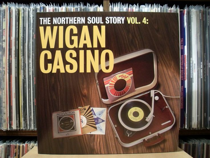 Wigan Casino was one of the many dance clubs specializing in Northern Soul.