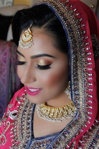 Enjoyable 1000 Ideas About Indian Bridal Hair On Pinterest Indian Bridal Hairstyle Inspiration Daily Dogsangcom