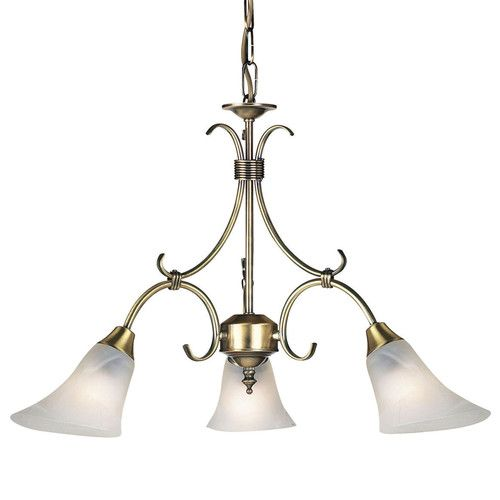 Found it at Wayfair.co.uk - 3 Light Petite Chandelier