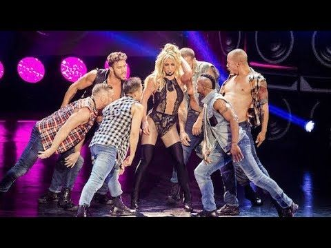 (20) Britney Spears - Change Your Mind, MATM & Gimme More (Live In Asia) - YouTube