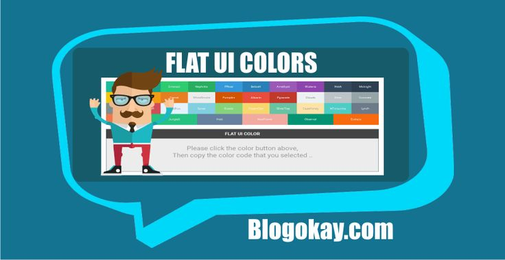 How To Make Flat UI Colors Responsive on Static pages