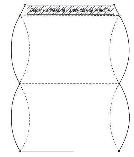 les 43 meilleures images du tableau sacs poches boites sur pinterest coffrets cadeaux. Black Bedroom Furniture Sets. Home Design Ideas