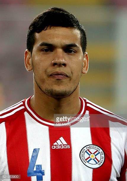 Conmebol_Concacaf Copa America Centenario 2016 Paraguay National Team Gustavo Gomez