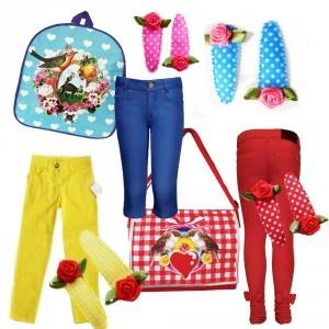 Bij de HipPeZ aangesloten webwinkel Roos & Tijn is de zomer al begonnen! Hippe gekleurde broeken van o.a. Supertrash, lekkere felle kleuren die in je garderobekast deze zomer echt niet mogen ontbreken.
