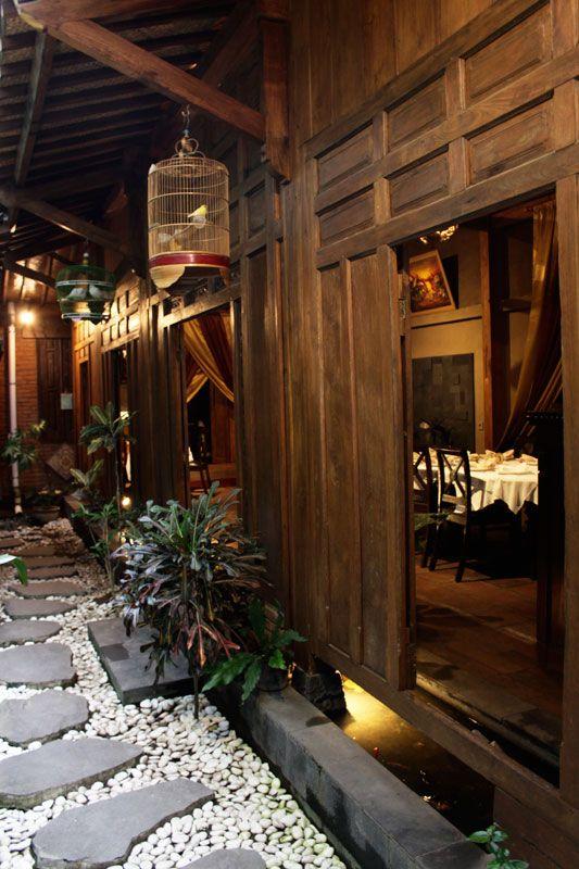 Limasan House - Yogyakarta, Yogyakarta- Indonesia -