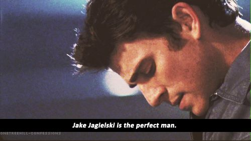 One Tree Hill Confessions  truest one of them ALL  I <3 JAKE