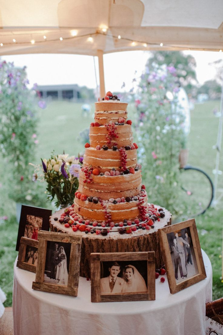 A Joanna Hehir Gown for a Homespun, Fun Filled and Rustic 'Wedding in a Field'   Love My Dress® UK Wedding Blog