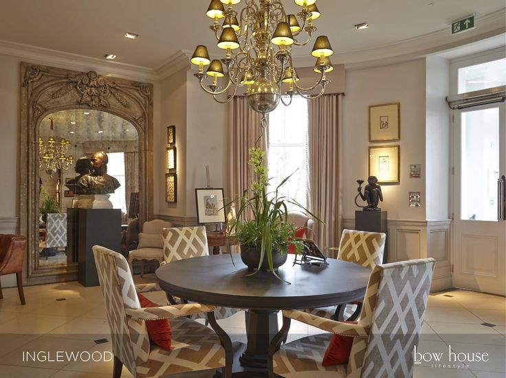 Bow house lifestyle project interior design entrance for Dining room entrance designs