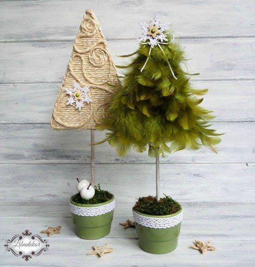Vánoční stromky 1. / Prodané zboží prodejce libudekor   Fler.cz