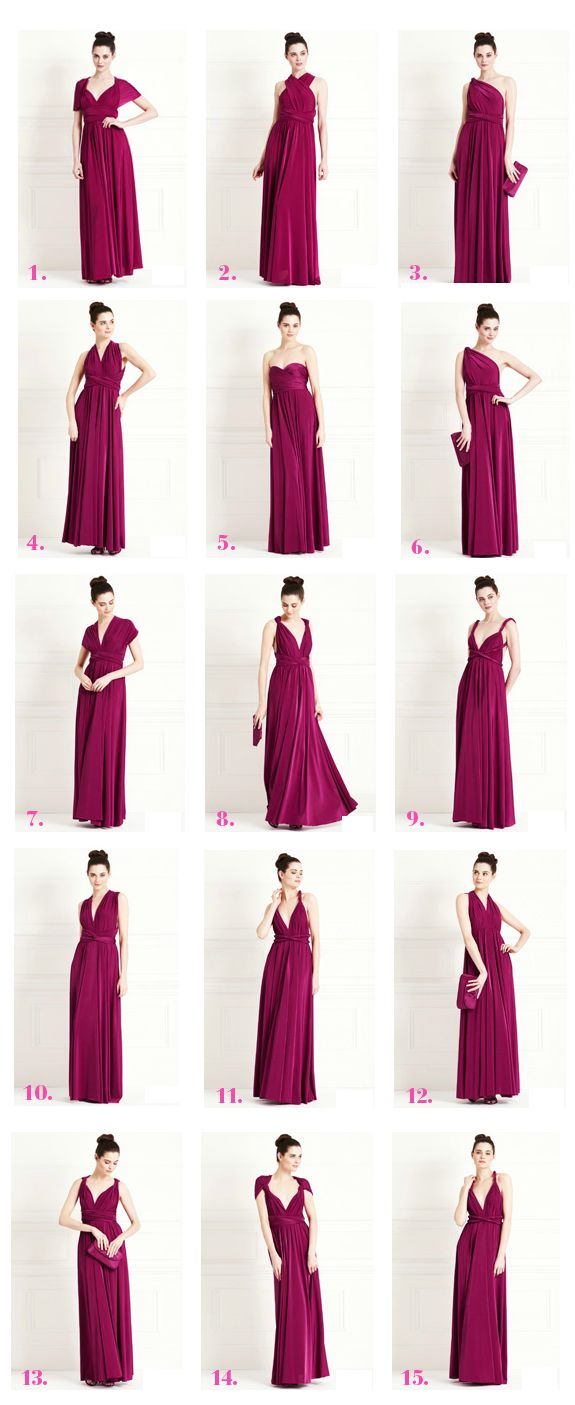 Versatile Convertible Multiway Dresses For All Occasions Perfect Maternitywear Nursing Occasion And Tfeeding Bridesmaid