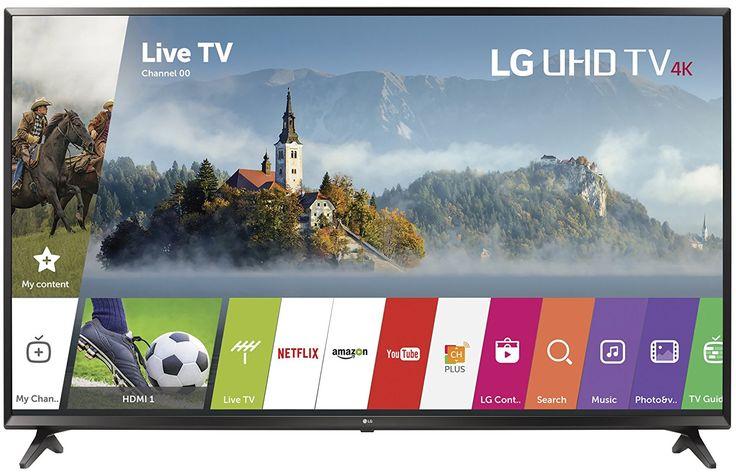 LG 55UJ6300 55' 4K UHD Smart LED Television (2017)    Read  more http://themarketplacespot.com/lg-55uj6300-55-4k-uhd-smart-led-television-2017/
