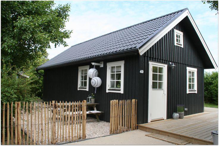 Huisje van Hout in Noordwijk
