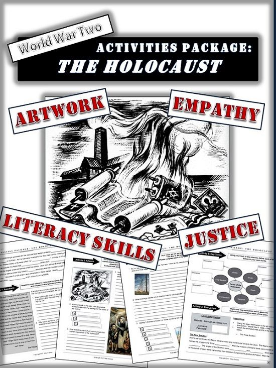 A clear and well organized package that effectively communicates the human reality of the Holocaust to students.
