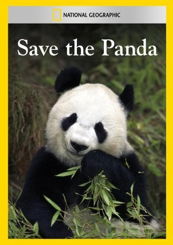 National Geographic examines the plight of the panda in NATIONAL GEOGRAPHIC VIDEO: SAVE THE PANDA, an in-depth look at the many problems surrounding the preservation of this appealing animal. The film