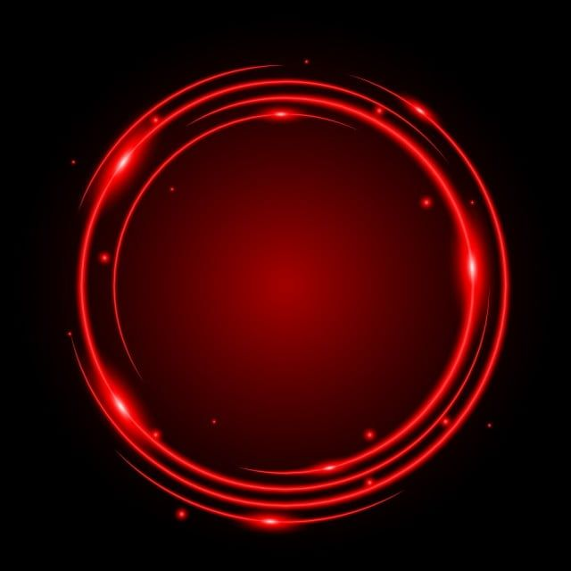 Abstract Circle Light Red Frame Vector Background Red Circle Neon Sign Png And Vector With Transparent Background For Free Download Vector De Fondo Fondos De Pantalla Rojo Imagenes De Pantalla