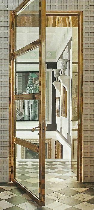 Lorenzo Castillo - brass door frame | ~LadyLuxury~