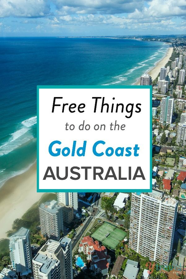 15 Free (and Cheap) things to do on the Gold Coast, Australia