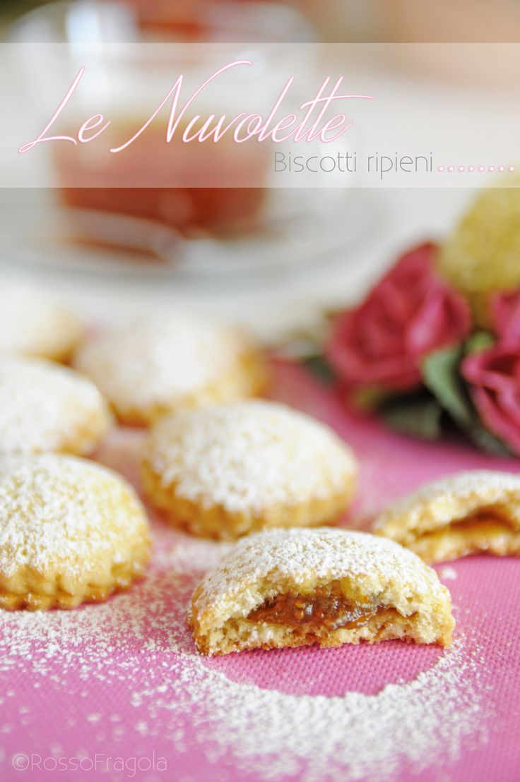 """Biscotti ripieni """"Le Nuvolette"""""""