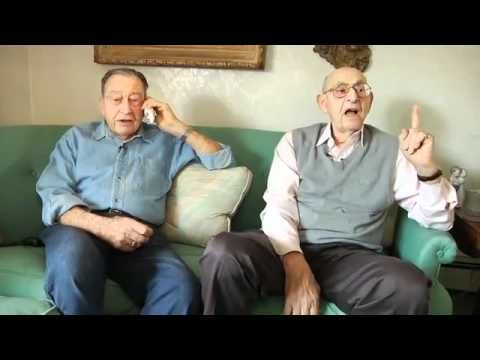 85 year old best friends, this will make your day!