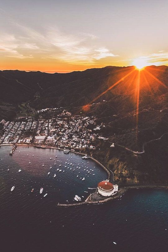 Avalon, Catalina, CA