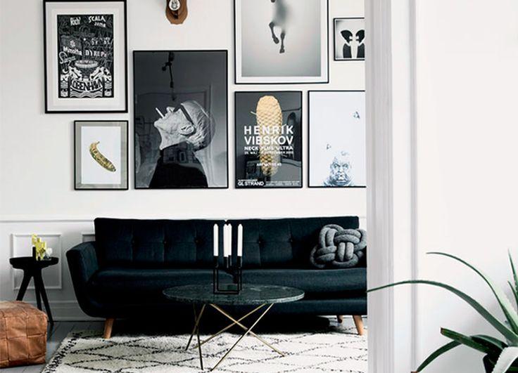 How to: foto's en prints ophangen