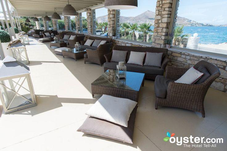Outdoor Restaurant & Bar at the Saint Andrea Seaside Resort
