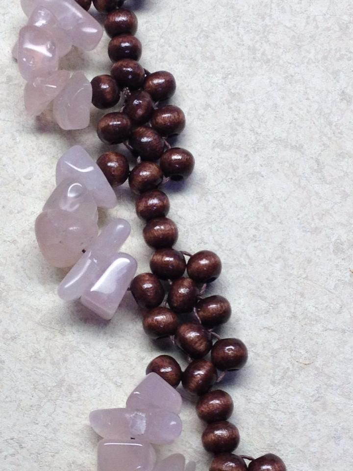 LEARN THIS STITCH & USE YOUR FAVORITE BEADS FOR YOUR OWN STYLE.