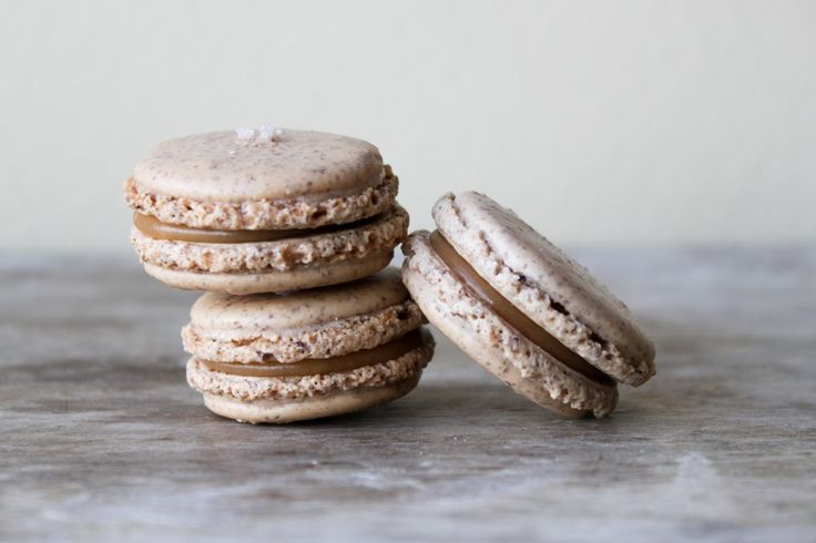 My favorite macaron flavor is sea salt caramel! I can't wait to make these!