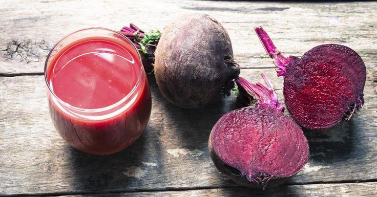 Además de combatir la anemia, este batido te ayudará a purificar el hígado para mantener su correcto funcionamiento.