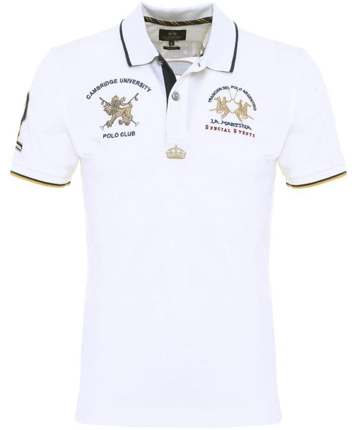 La Martina Slim Fit Clive Polo Shirt