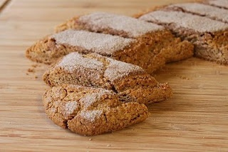 Cinnamon Sugar Biscotti: Sugar Biscotti, Cinnamon Sugar, Sweet Eating