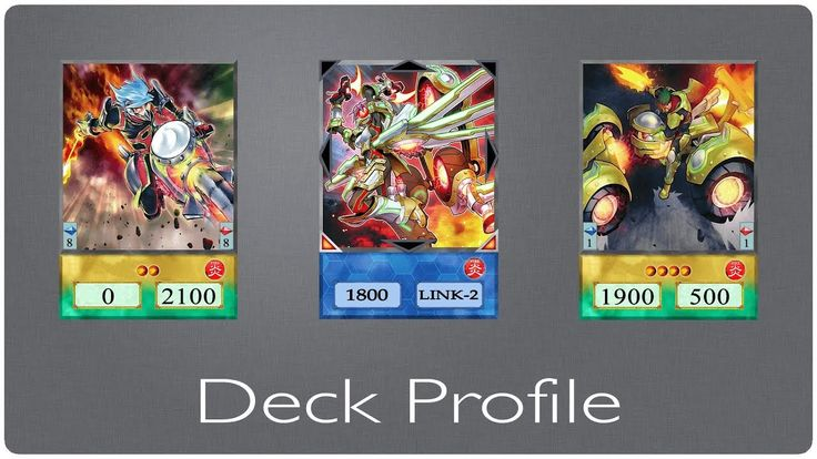 Ich hab da was neues für euch: Deck Profile: Metalfoes - Februar 2018 - Advanced Format